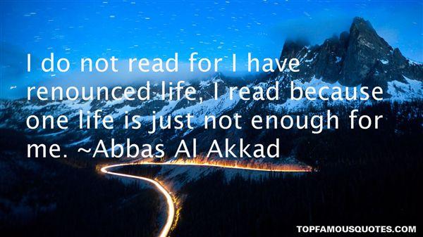 Abbas Al Akkad Quotes