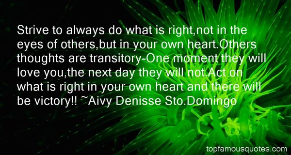 Aivy Denisse Sto.Domingo Quotes