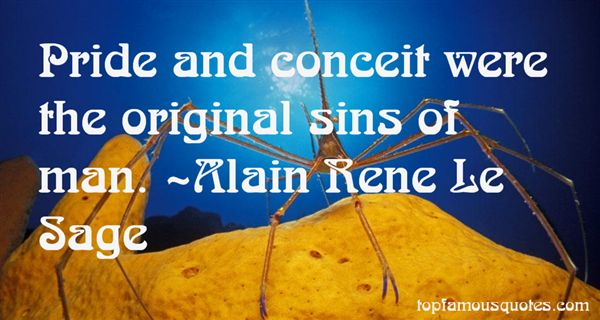 Alain Rene Le Sage Quotes