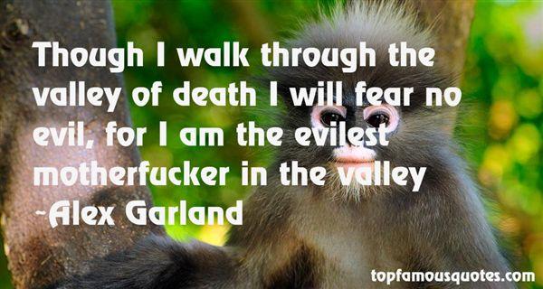 Alex Garland Quotes
