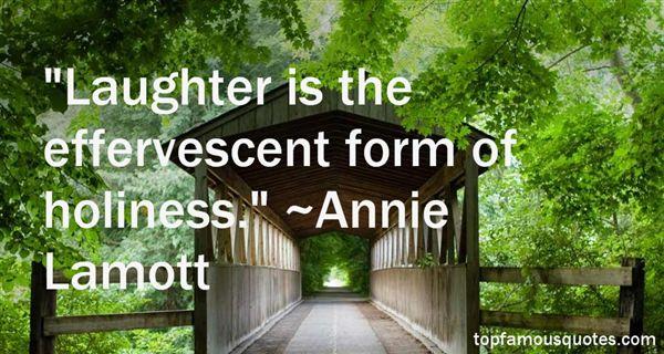 Annie Lamott Quotes