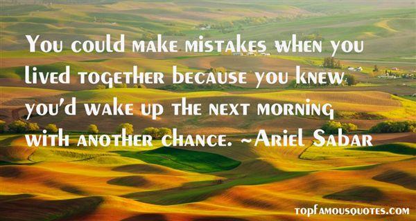 Ariel Sabar Quotes
