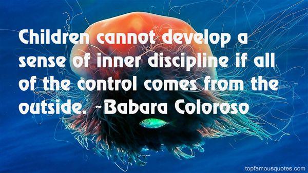 Babara Coloroso Quotes