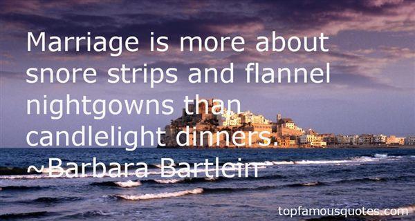 Barbara Bartlein Quotes