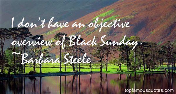 Barbara Steele Quotes