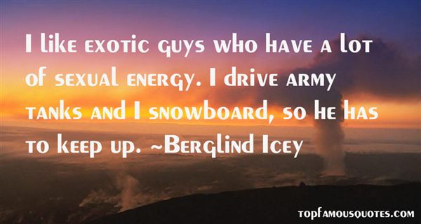 Berglind Icey Quotes