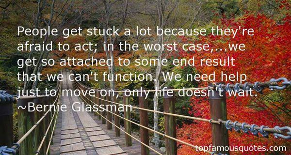 Bernie Glassman Quotes