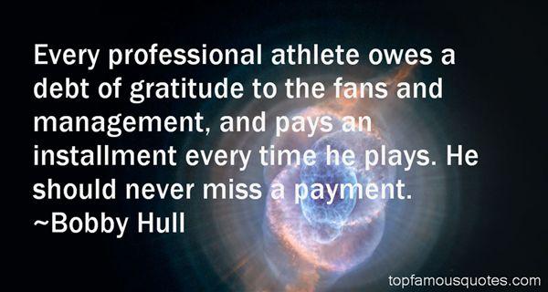 Bobby Hull Quotes