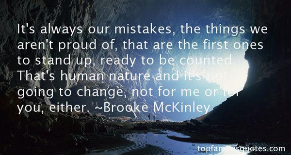 Brooke McKinley Quotes