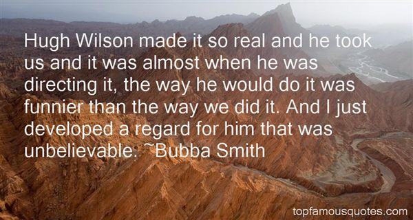 Bubba Smith Quotes