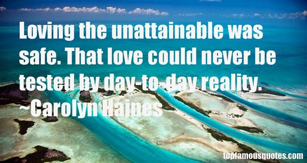 Carolyn Haines Quotes