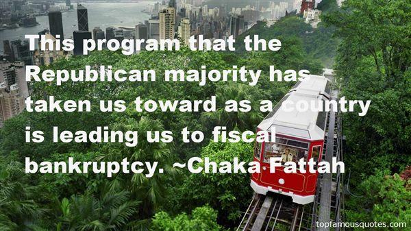 Chaka Fattah Quotes