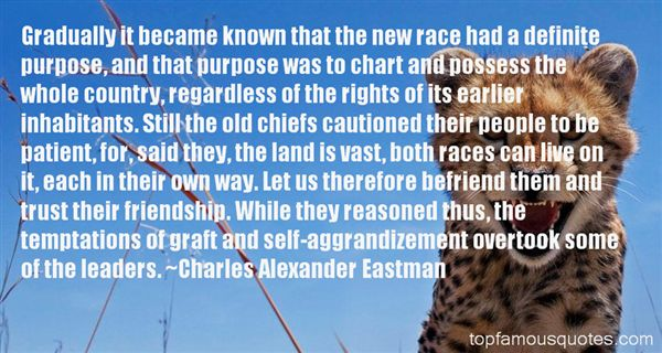 Charles Alexander Eastman Quotes