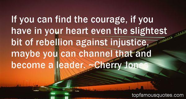 Cherry Jones Quotes