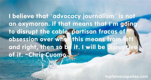 Chris Cuomo Quotes