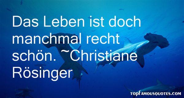 Christiane Rösinger Quotes
