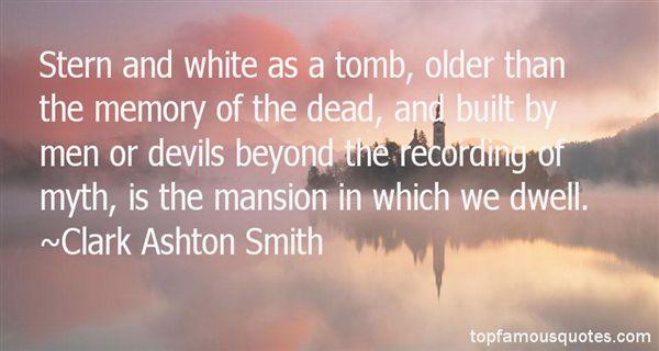 Clark Ashton Smith Quotes