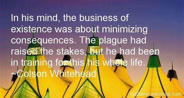 Colson Whitehead Quotes
