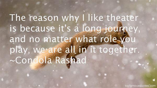 Condola Rashad Quotes