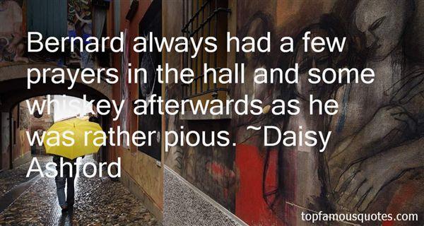 Daisy Ashford Quotes