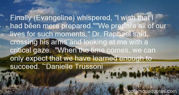 Danielle Trussoni Quotes