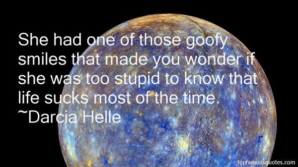 Darcia Helle Quotes