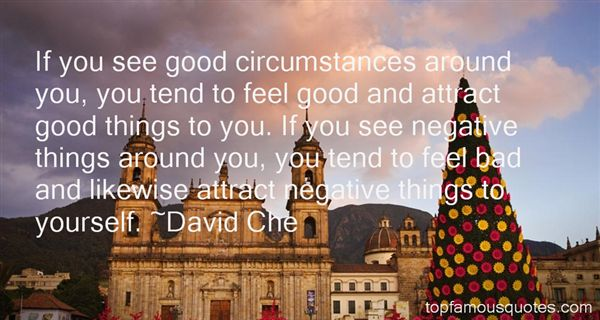 David Che Quotes