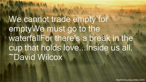 David Wilcox Quotes