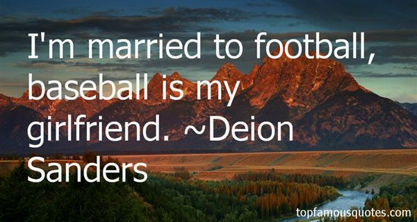 Deion Sanders Quotes