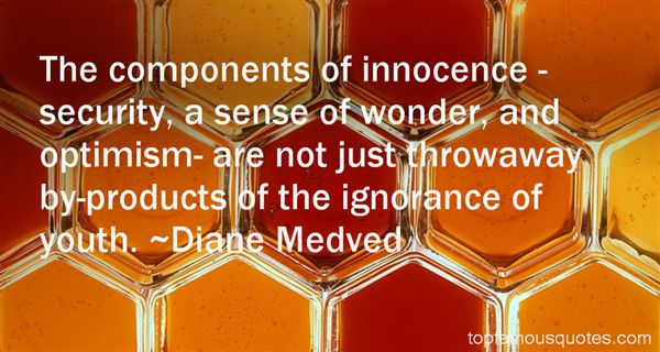 Diane Medved Quotes