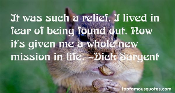 Dick Sargent Quotes