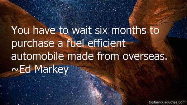 Ed Markey Quotes