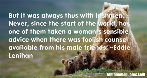 Eddie Lenihan Quotes