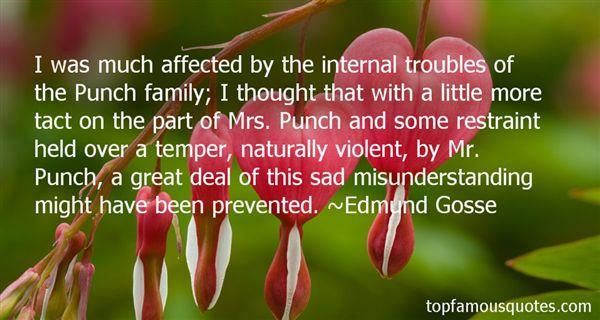 Edmund Gosse Quotes