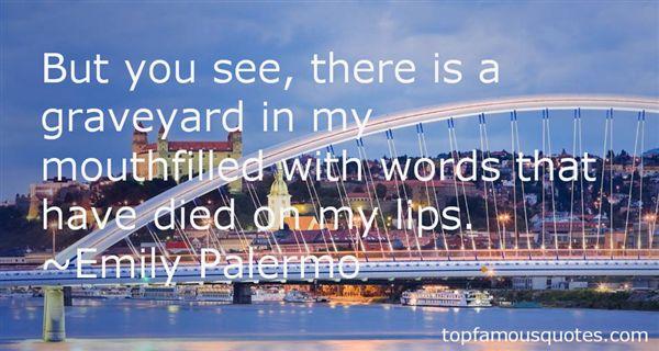 Emily Palermo Quotes