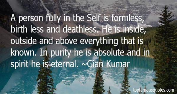 Gian Kumar Quotes