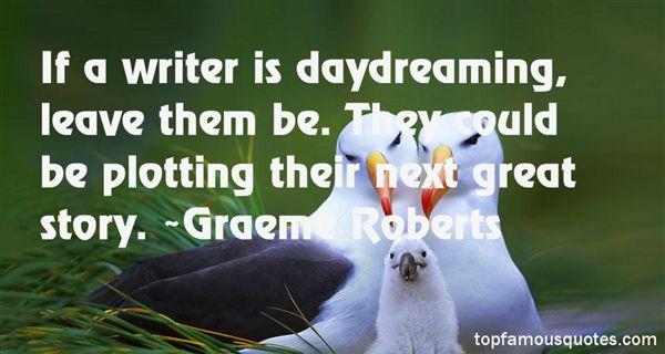 Graeme Roberts Quotes