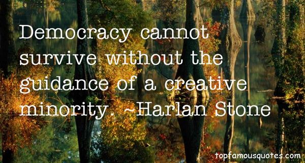 Harlan Stone Quotes