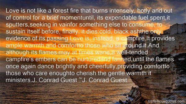 J. Conrad Guest Quotes