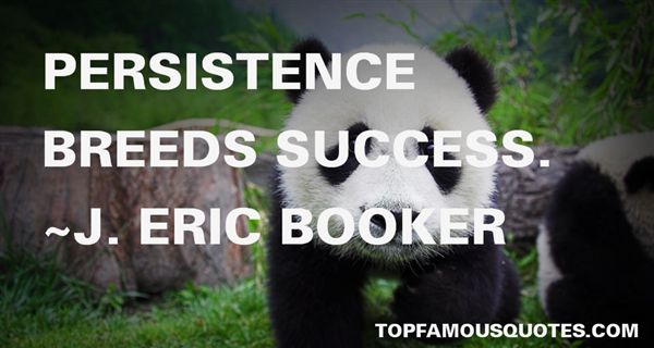 J. Eric Booker Quotes