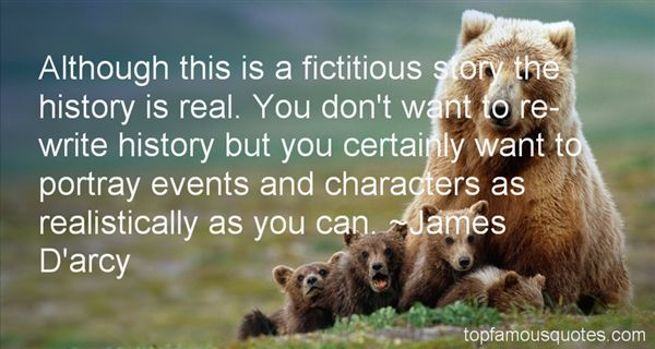 James D'arcy Quotes