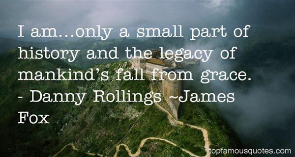 James Fox Quotes