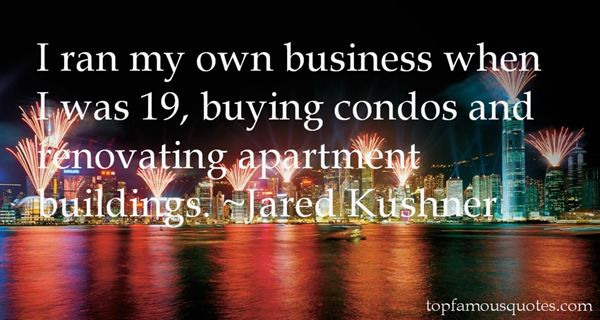 Jared Kushner Quotes