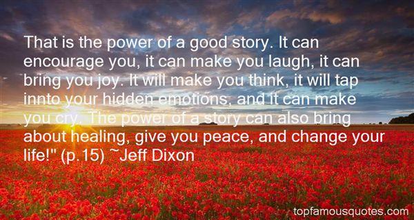 Jeff Dixon Quotes
