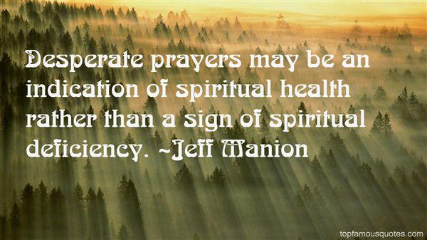 Jeff Manion Quotes