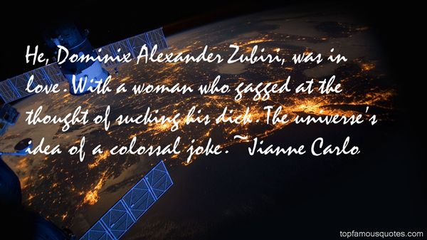 Jianne Carlo Quotes