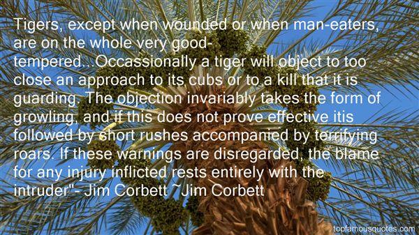 Jim Corbett Quotes