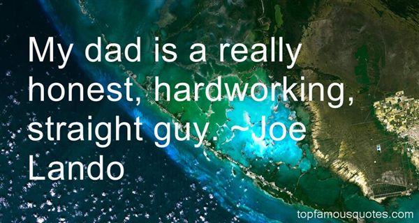 Joe Lando Quotes