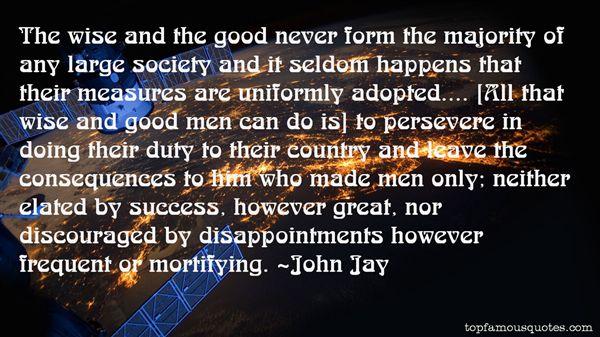 John Jay Quotes