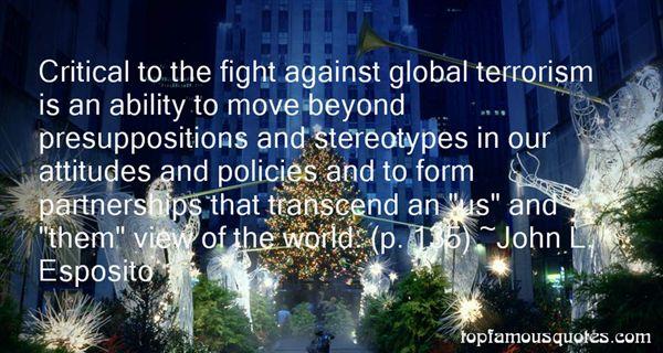 John L. Esposito Quotes